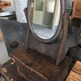 時代物鏡台