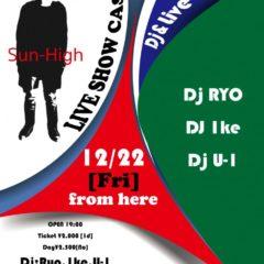 DJ&LIVE EVENT!!|