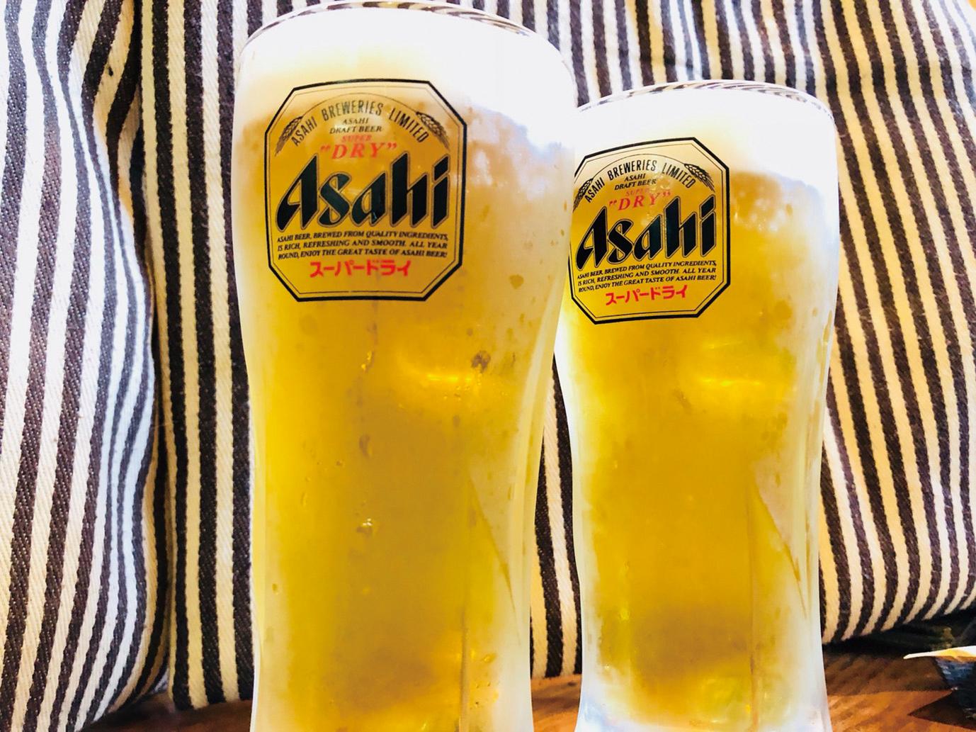 期間中、ビールがなんと¥100 ( ´゚Д゚`)ンマッ!!|骨付き鳥・海鮮料理 四季